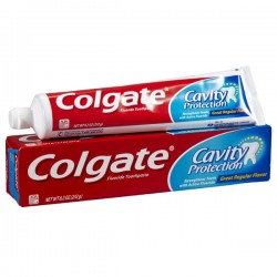 Dentifrice Colgate Cavity Protection sur Choupinet