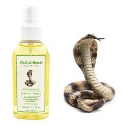 Huile de beauté de Serpent Naga 100% Naturelle sur Choupinet