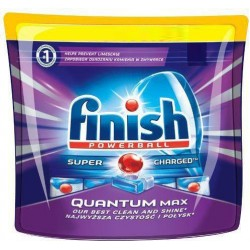 Finish Tabs 30 Powerball Quantum Max (465 gr) sur Choupinet