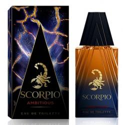 Scorpio Eau de Toilette 75 ml Ambitious sur Choupinet