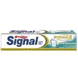 Dentifrice Signal Integral 8 Interdentaire sur Choupinet