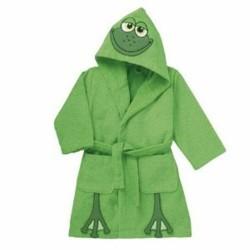 Peignoir de Bain bébé Grenouille Chicco – Couleur vert sur Choupinet