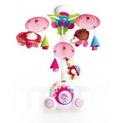 Mobile Soothe & Groove Princesse sur Choupinet
