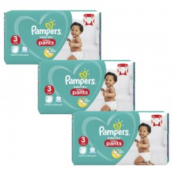 Maxi giga pack 342 Couches Pampers Baby Dry Pants taille 3 sur Choupinet