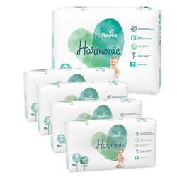 Giga pack 234 Couches Pampers Harmonie taille 2 sur Choupinet